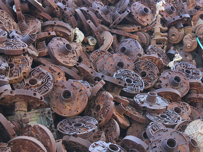 Kimmel | Scrap Iron and Metal Company